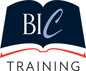 BIC Training Logo