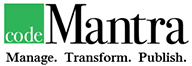 CodeMantra logo